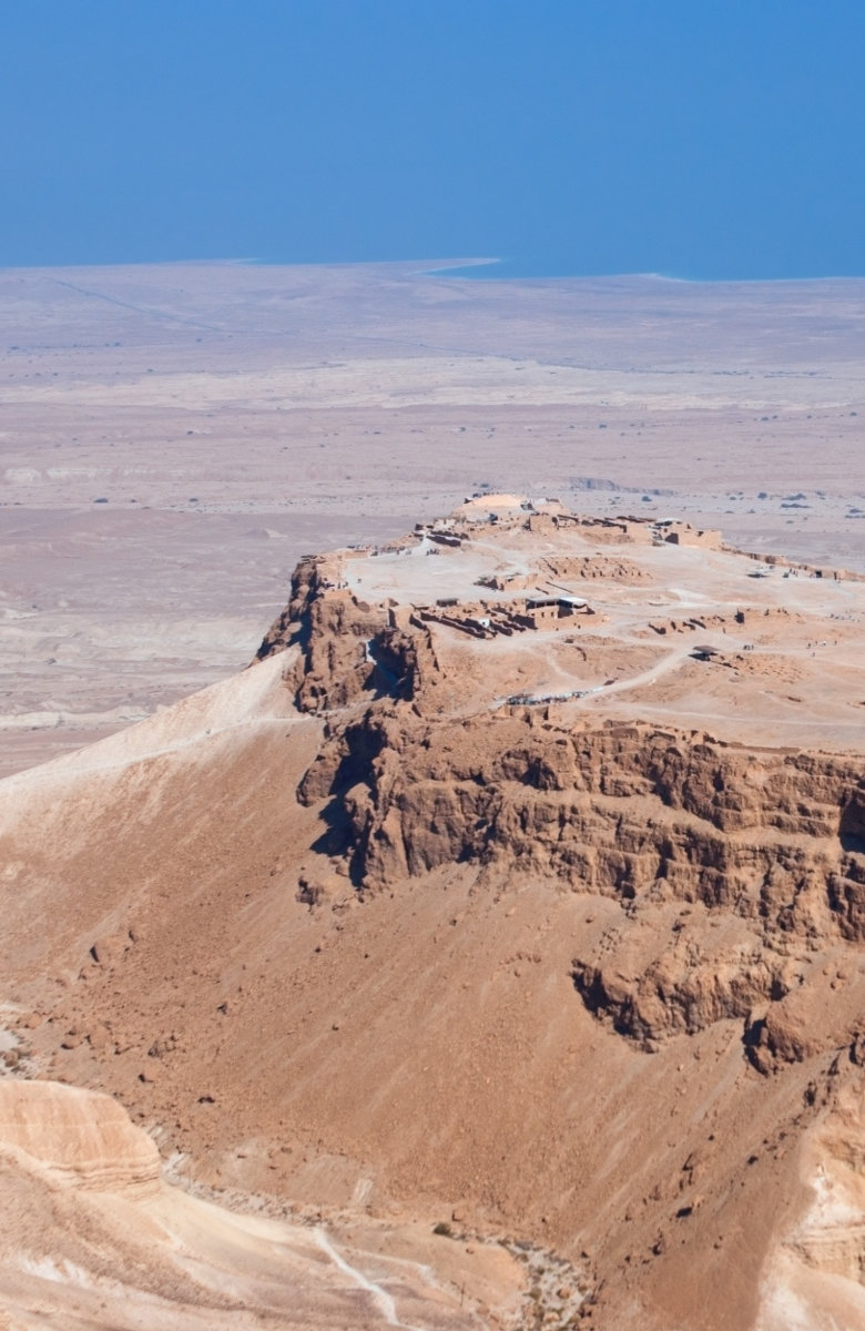 masada birdseye travel israel by helicopter private tours